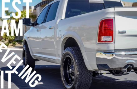 The BEST Ram 1500 Leveling Kit   Installed at CJC Off Road   Jay Flat Out Jan 2018 Area Code 27115 Winston Salem NC