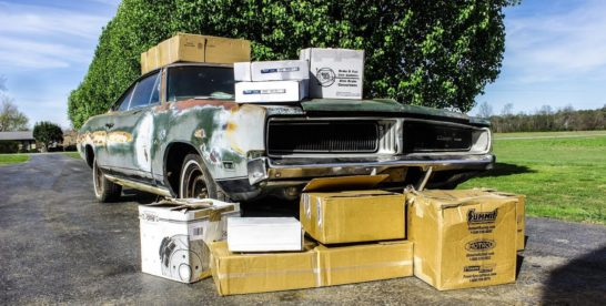 1969 CHARGER MAJOR PARTS HAUL! From 56113 Arco MN