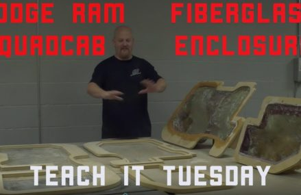 Teach It Tuesday: Dodge Quad Cab Fiberglass Enclosure Area Near 19089 Wayne PA
