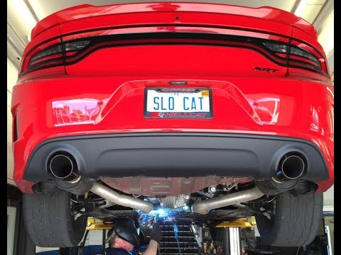 Cat Charger Exhaust Stock Vs Mid Ler Delete Around Zip