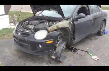 Dodge Stratus Front Bumper – Port Townsend 98368 WA