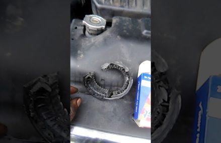 05 Dodge Durango Idler pulley serpentine belt replacement Huntington Beach California 2018