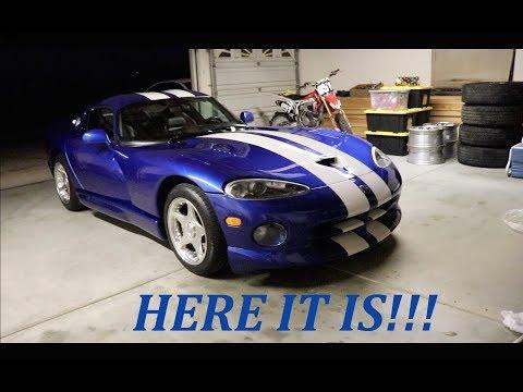 Dodge Viper Tires, Royal Purple Raceway, Baytown, Texas