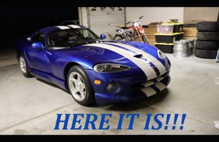 Dodge Viper Tires in Royal Purple Raceway, Baytown, Texas 2018