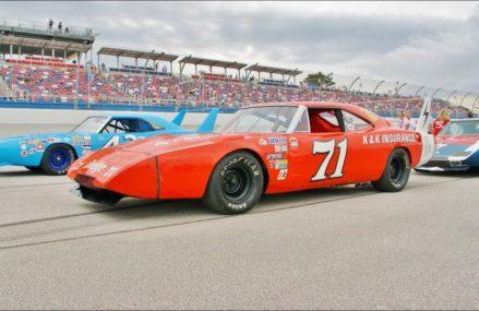 The NASCAR K&K Daytona on the Street! From 56712 Angus MN