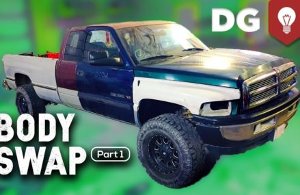 5.9 Cummins 24v Dodge RAM Gets A Body Swap Area Near 44094 Willoughby OH