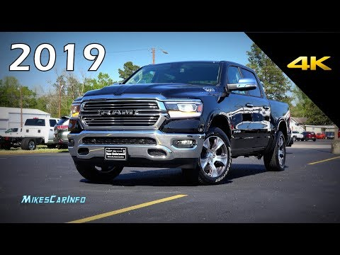 2019 RAM 1500 Laramie - Ultimate In-Depth Look in 4K Dodge Ram Laramie