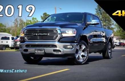 2019 RAM 1500 Laramie – Ultimate In-Depth Look in 4K Local 8260 Wildwood NJ