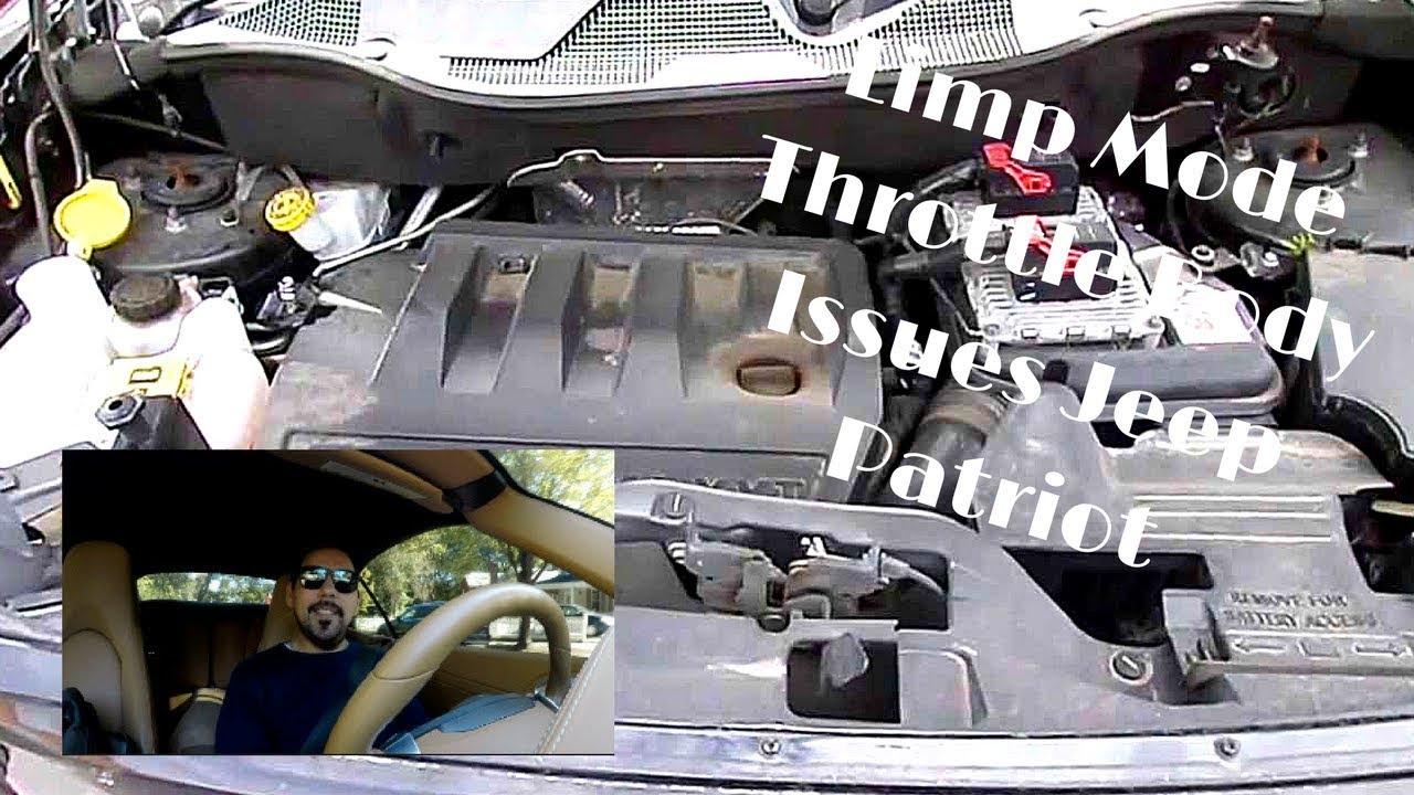 Dodge Caliber Electronic Throttle Control From Weinert 76388 TX USA ⋆  BlueDodge.com