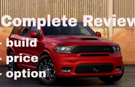 2018 Dodge Durango R/T AWD – 5.7L HEMI V8 Engine – Build & Price Review Amarillo Texas 2018