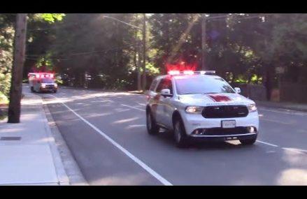 [BRAND NEW] British Columbia Ambulance Service ALS & Dodge Durango Responding Chula Vista California 2018