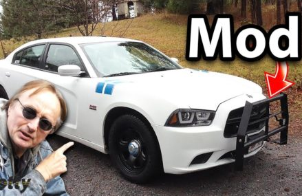 Modified Dodge Charger Police Pursuit Vehicle in Canada – Tons of Custom Mods Within Zip 31623 Argyle GA