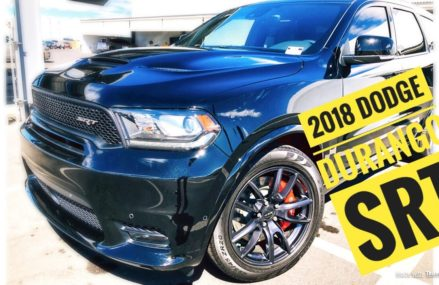 2018 DODGE DURANGO SRT!! REVIEW Omaha Nebraska 2018
