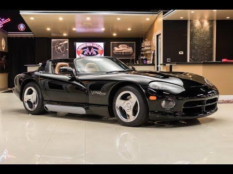 Dodge Viper For Sale, Las Vegas Motor Speedway, Las Vegas, Nevada