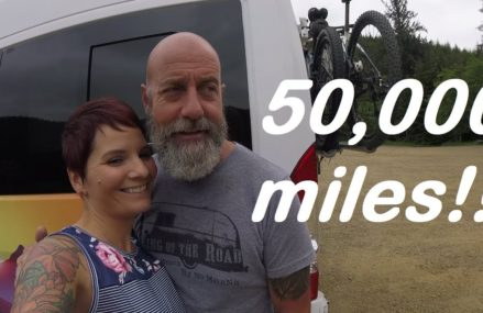 Random Thoughts after 50,000 Miles in Our Roadtrek Zion SRT. Full Time Van Life in City 39576 Waveland MS