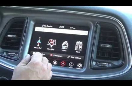 2018 Dodge Charger & Challenger Factory UAQ 4C NAV UConnect GPS Navigation Upgrade – Easy Install! For 74525 Atoka OK