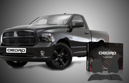 2009-2018 Dodge Ram Crew Cab OEDRO® OEM Floor Mats Installation Demo For Maple Hill 28454 NC