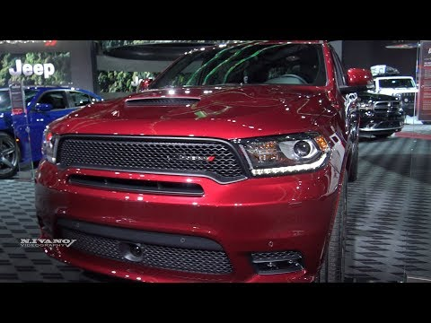 Dodge Durango RT Exterior And Interior Walkaround - Car show jacksonville fl 2018