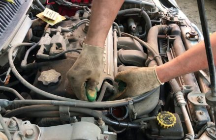Dodge Stratus Thermostat Replacement in North Star 48862 MI