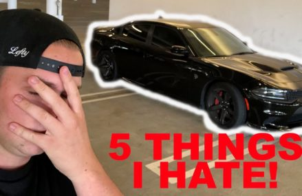 5 Things I HATE about My Dodge Hellcat Charger in 5250 Arlington VT