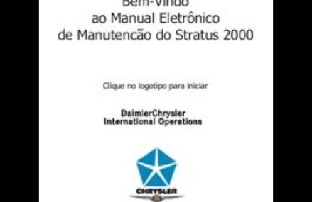 Dodge Stratus Owners Manual at Saint Louis 63177 MO