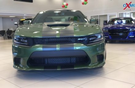 2018 Dodge Charger SRT Hellcat For Sale in Louisville KY at Oxmoor Chrysler Dodge Jeep Ram at 54412 Auburndale WI