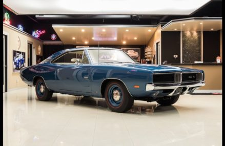 1969 Dodge Charger For Sale in 20106 Amissville VA