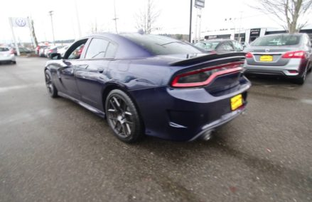 2016 Dodge Charger R/T Scat Pack | Jazz Blue Pearlcoat | GH318363 | Tacoma | Kent | Near 70037 Belle Chasse LA