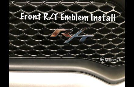 2018 Durango R/T Emblem Install New York City New York 2018