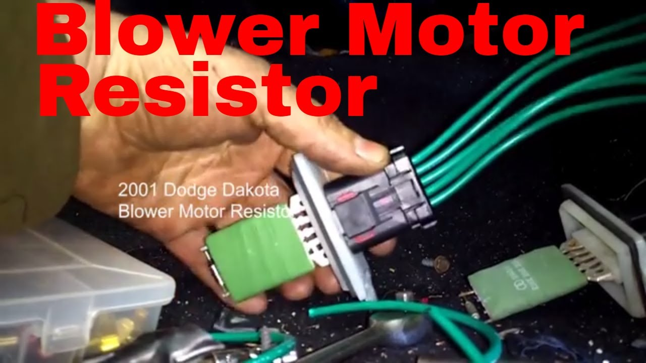 Dodge Stratus Blower Motor Resistor  Washington 20017 Dc