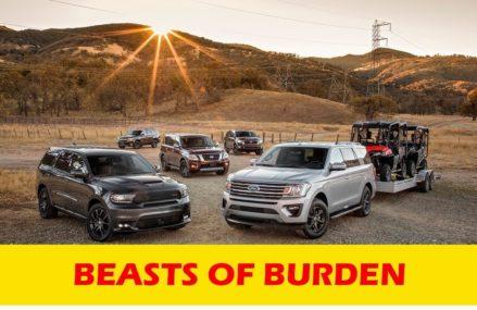 Ford Expedition vs  Chevrolet Tahoe vs  Dodge Durango vs  Toyota Sequoia vs  Nissan Armada Irvine California 2018