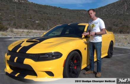 Review: 2017 Dodge Charger Hellcat – The 707 HP Family Sedan! Near 12719 Barryville NY
