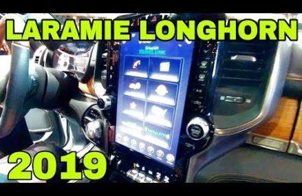 2019 RAM Laramie Longhorn-Official Reveal and walk-through in City 57078 Yankton SD