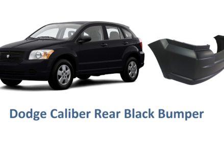 Dodge Caliber Rear Bumper at Oglesby 76561 TX USA