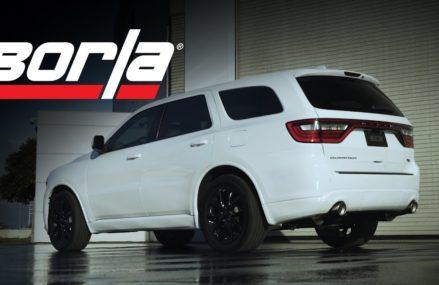 Borla Exhaust for 2011 – 2018 Dodge Durango R/T Kansas Kansas 2018