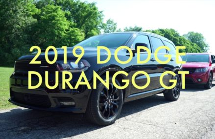 A really sporty all blacked out SUV | 2019 Dodge Durango GT Oakland California 2018