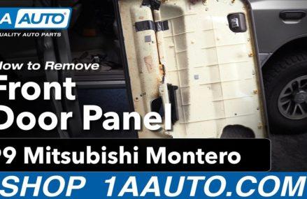 Dodge Stratus Door Panel Removal at Portsmouth 23702 VA
