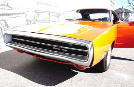 1970 Dodge Charger 2 Door Coupe at 67010 Augusta KS