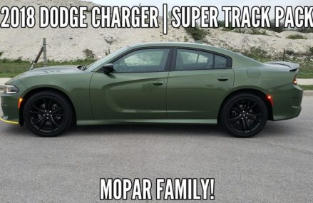 2018 Dodge Charger | Super Track Pack Blacktop Edition in 54410 Arpin WI