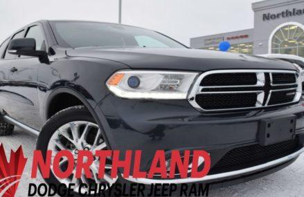 Walk Around 2016 Dodge Durango Limited | Northland Dodge | Auto Dealership in Prince George BC Arlington Texas 2018