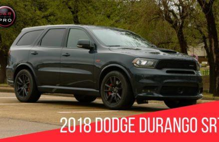 2018 Dodge Durango SRT Test Drive Durham North Carolina 2018