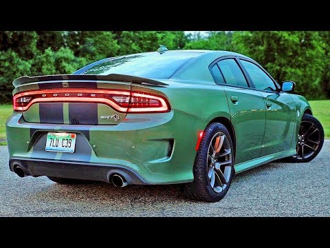 2019 Dodge Charger Srt Hellcat Interior Exterior And Drive Around