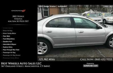 Dodge Stratus Hot Wheels at Saint Leonard 20685 MD