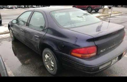 Dodge Stratus Blue in San Jose 95139 CA