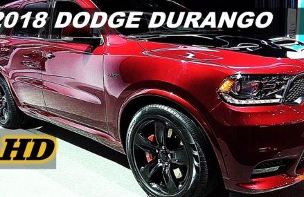2018 NEW DODGE DURANGO SRT RED PREMIUM EXTERIOR AND INTERIOR IN HD PREVIEW Corona California 2018