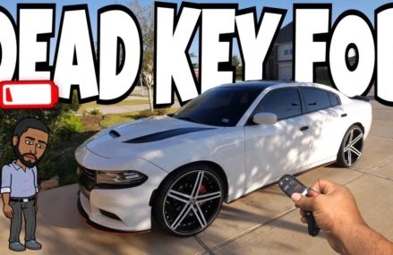 HOW TO START YOUR CAR WITH A DEAD KEY FOB (DODGE, CHRYSLER, JEEP) Around Zip 77725 Beaumont TX