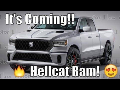 2019 Hellcat Ram Srt 1500 Leaked Dodge At It Again Near 32969