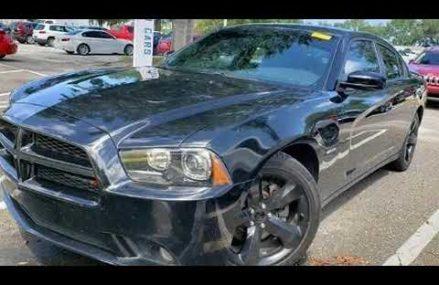 2014 Dodge Charger R/T in Jacksonville, FL 32225 at 30347 Atlanta GA