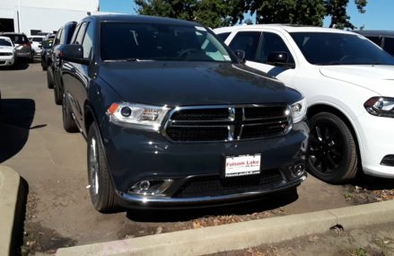 2018 Dodge Durango SXT RWD Jersey  New Jersey 2018