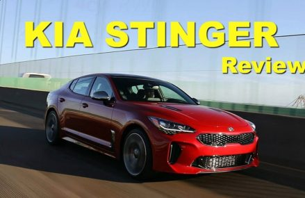 2018 Kia Stinger – Review and Road Test Now at 44804 Arcadia OH